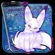 Dreamy Cute Fox Theme