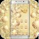 Gold Snow Ball Theme by Wonderful DIY Studio
