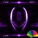 Alien Purple Xperien Theme by Arjun Arora