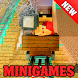 Minigames for MCPE