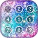 Glitter Keypad Lock Screen by MacZack Team