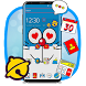 Blue Doremeow Cat Theme by Ahl ar-ray solutions pvt ltd