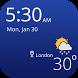 Live Weather Free Widget by Applock Security