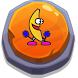 Banana Peanut Butter Jelly Time Button - Botonera by Programalab