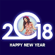 New Year 2018 Photo Frames by Born Developer
