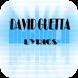 David Guetta by elfarraso