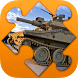 Military Tank Jigsaw Puzzles by Gadget Software Development and Research LLC.