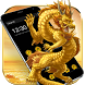 Golden Dragon Totem Luxury Theme by Creative Design Theme