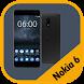 Nokia 6 Theme & Launcher by Xoni Apps