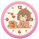 Clocks Widget Frank-remark by peso.apps.pub.arts