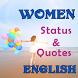 Women English Status & Quotes by Hussain Saif1986