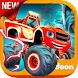 Blaze Monster Machines by Burikles