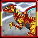 Dino Robot - Velociraptor by TheFlash&FirstFox