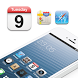 Theme for iphone 6S: Free ios launcher by cool launcher theme designer