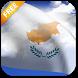 3D Cyprus Flag Live Wallpaper by App4Joy