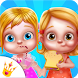 Baby Care Nanny - Newborn Nursery Games for Kids by Casual Girl Games For Free