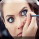 آموزش کشیدن خط چشم by Ahmad Bani