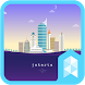 A Night of Jakarta theme by SK techx for themes