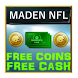 Free Cash for Madden NFL Football Prank by Torsion s.r.o.