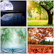 + 1400 Nature Wallpapers by Catepe