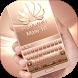 Keyboard for HUAWEI mate10 Gold