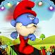 Crazy Smurf Run: Epic Adventure Game by Gillu Games Studio