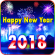 2018 New Year Fireworks Live Wallpaper by AppTrends