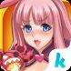 Ruby Maiden Keyboard Theme by Kika Theme Dev