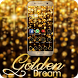 Luxury Golden Dream Gold Theme by iThemeMaster