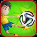 Football Juggling Kick Balls by Kgriffo