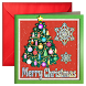 Beautiful Christmas Greeting Cards - Card Creator by Christmas Apps For Free
