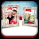 Christmas Day Photo Frame Dual by Abdul Ghafoor