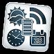 Weather and News Info Widget by fusionworks.eu