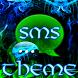 Green Smoke Theme GO SMS Pro by Workshop Theme