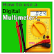 Test Components by Multimeter by Astik Apps