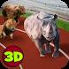 Wild Animal Racing Fever 3D by PlayMechanics