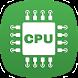 CPU-Z : System & Hardware info by GO Apps Studio
