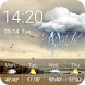 Android Weather Forecast by Weather Widget Pro