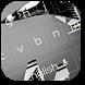 Jet Aviation Keyboard by Keyboard Theme Factory