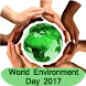 World Environment Day 2017 by Markeloff App Studio