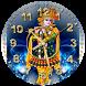 Gopala Krishna Clock by Venkateshwara apps