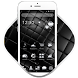 Black Square Theme by Launcher Fantasy