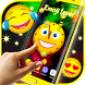 Emoji Clock Live Wallpaper Free by 3D HD Moving Live Wallpapers Magic Touch Clocks