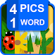4 pics 1 word : picture quiz by GMonks Entertainment
