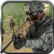 Lone commando sniper shooter by TwinApper