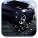Black Cool Car Theme and Live Wallpaper by android themes & Live wallpapers