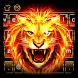Fire Lion Typewriter by Keyboard Dreamer