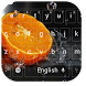 Orange Keyboard by Keyboard Creative Park