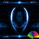 Alien Blue Xperien Theme by Arjun Arora