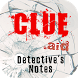 Detective's Notes (CLUE) by ROOT93
